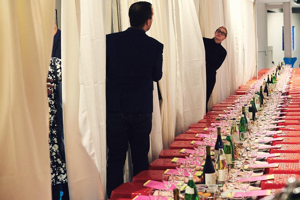 Le buffet ou le banquet ?