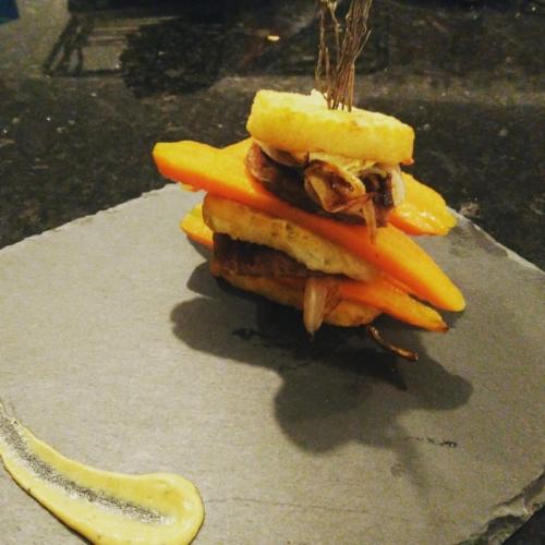 burger boeuf-carotte