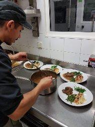 Filet de bœuf charolais aux morilles